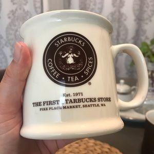 STARBUCKS Rare Pike's Place Coffee Mug!